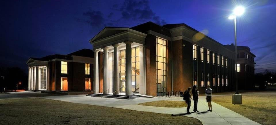 Ole Miss Law University, MS